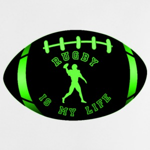 rugby is my life T-shirts - Baby-T-shirt