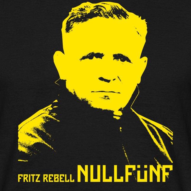 NULLFÜNF Fritz Rebell [maskulin]
