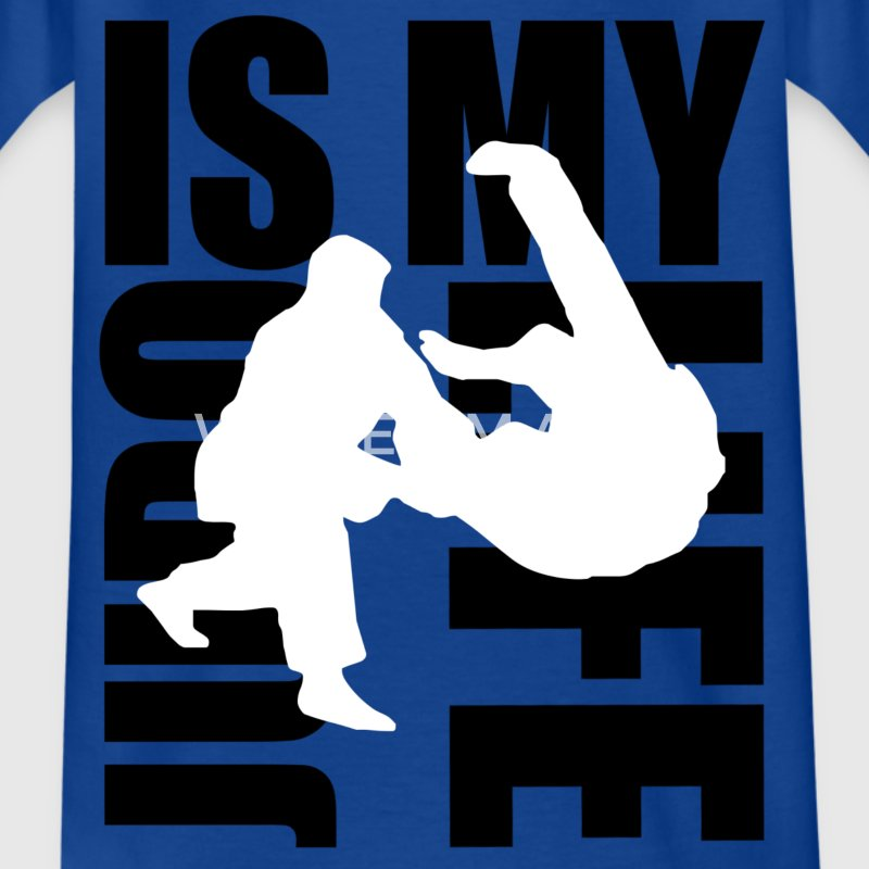 judo is my life Shirts - Teenage T-shirt