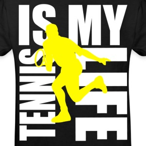 tennis is my life T-Shirts - Kinder Bio-T-Shirt