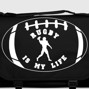 rugby is my life Bags  - Shoulder Bag