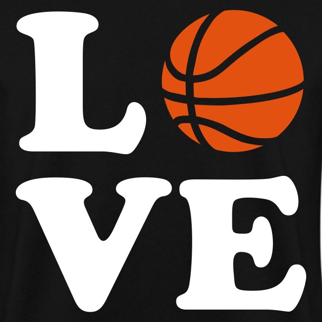 love Basketball Sweater