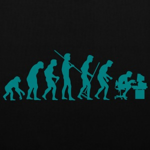 Evolution of Society - Stoffbeutel