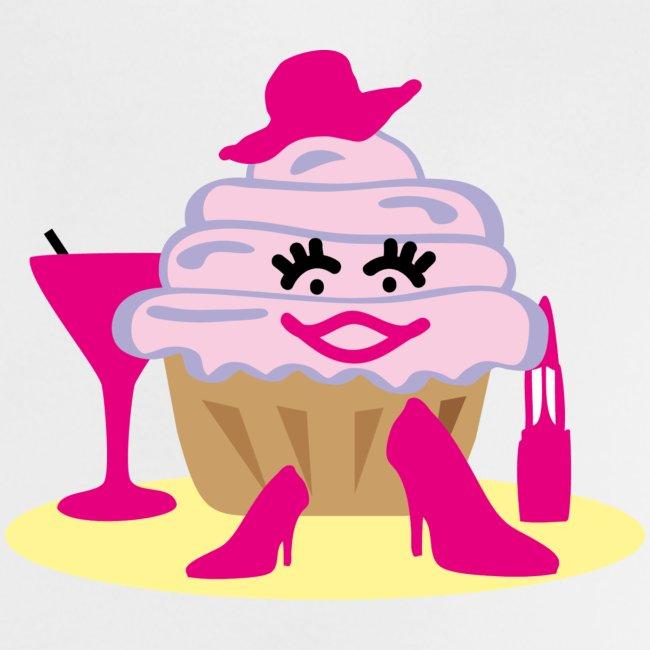 Tussi Cupcake