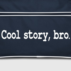 cool story bro Bags  - Retro Bag