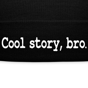 cool story bro Caps & Hats - Winter Hat