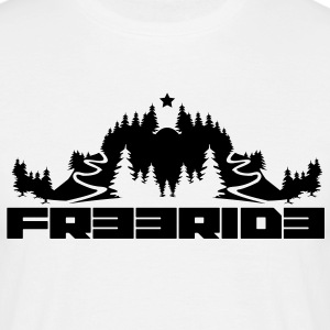 Freeride T-Shirt - Men's T-Shirt