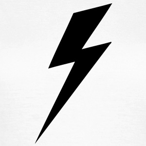 Lightning Bolt VECTOR T-Shirts - Women's T-Shirt