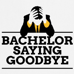 Bachelor Saying Goodbye 4 (2c)++ Kookschorten - Keukenschort