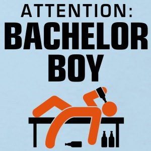 Attention Bachelor Boy 3 (2c)++ Barneskjorter - Økologisk T-skjorte for barn