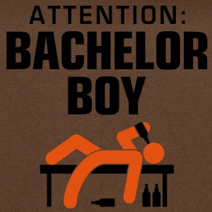 Attention Bachelor Boy 3 (2c)++ Vesker - Skulderveske