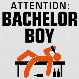 Attention Bachelor Boy 3 (2c)++ Taschen - Stoffbeutel