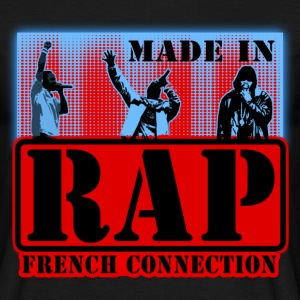 rap french connection Tee shirts - T-shirt Homme