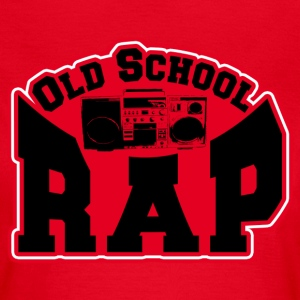 old school rap T-Shirts - Women's T-Shirt