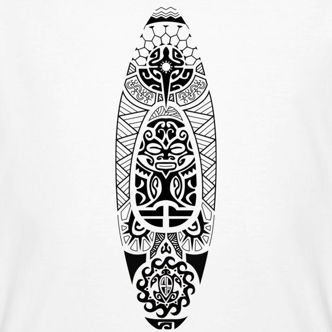 T-shirt kayak maori II Homme