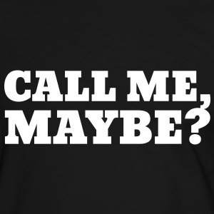 Call Me Maybe Tee shirts - T-shirt contraste Homme
