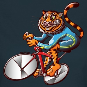 Olympic Cycling Tiger T-Shirts - Women's T-Shirt