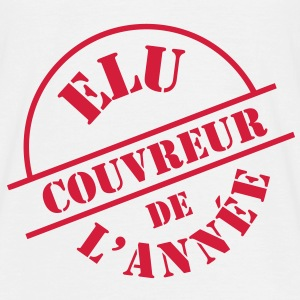 ## Couvreur ## Tee shirts - T-shirt Homme