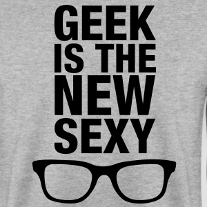 Geek is the new sexy - Männer Pullover