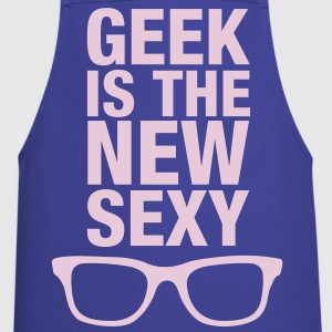 Geek is the new sexy - Kochschürze