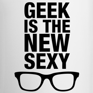 Geek is the new sexy - Tasse