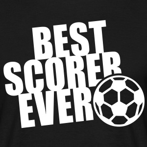 BEST SCORER EVER T-Shirt WB - Men's T-Shirt