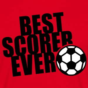 BEST SCORER EVER 2C T-Shirt BA - T-shirt herr