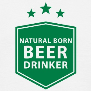 beer_drinker T-Shirts - Men's T-Shirt