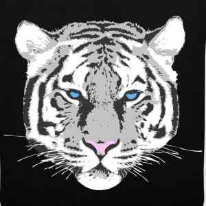 White Tiger Bags  - Tote Bag