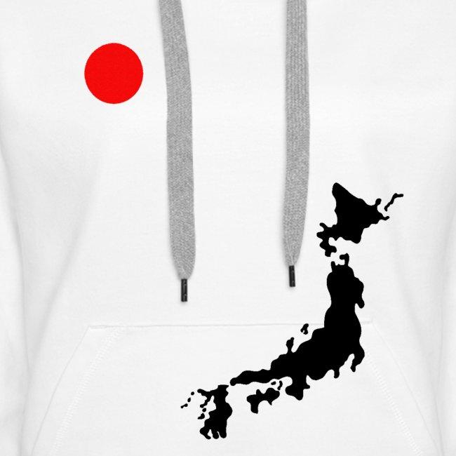 Felpa - Japan Love
