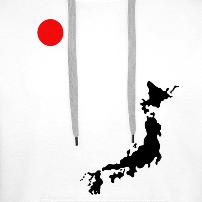 Felpa Uomo - Japan Love