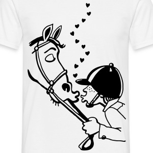 Pony Freak T-Shirts - Men's T-Shirt