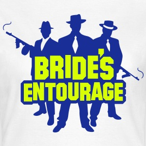 Brides Entourage 3 (2c)++ T-Shirts - Women's T-Shirt