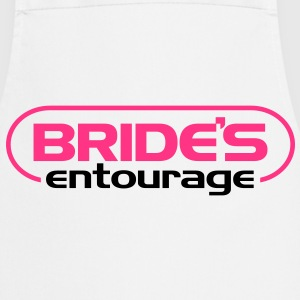 Brides Entourage 2 (2c)++  Aprons - Cooking Apron