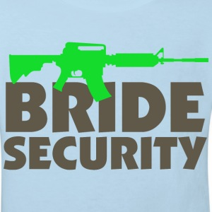 Bride Security 3 (dd)++ Kids' Shirts - Kids' Organic T-shirt