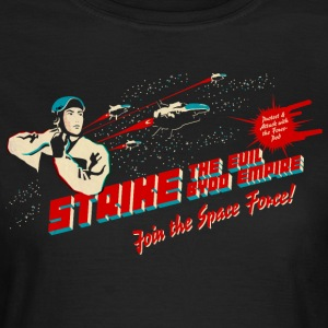 Join the Space Force (darkshirt) T-Shirts - Frauen T-Shirt