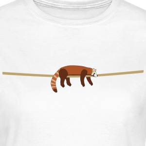 red panda T-Shirts - Women's T-Shirt