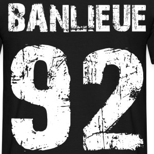 banlieue 92 Tee shirts - T-shirt Homme