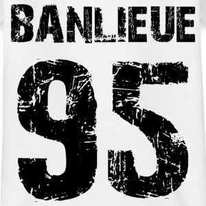 banlieue 95 Shirts - Teenage T-shirt