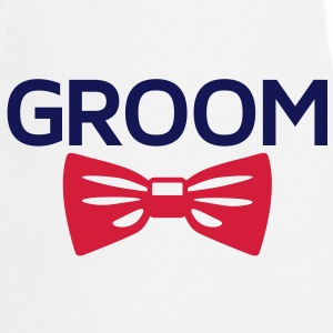 Groom 3 (2c)++  Aprons - Cooking Apron