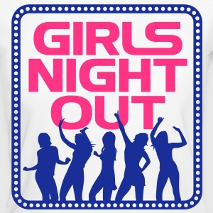 Girls Night Out 2 (2c)++ T-Shirts - Frauen Bio-T-Shirt