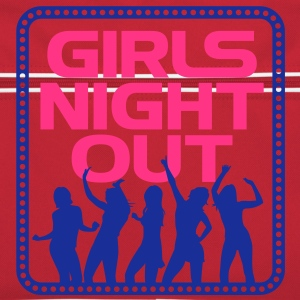 Girls Night Out 2 (2c)++ bolsas - Bandolera retro