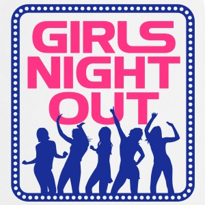 Girls Night Out 2 (2c)++ Fartuchy - Fartuch kuchenny