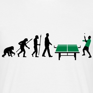 evolution_table_tennis_072012_a_2c T-Shirts - Men's T-Shirt