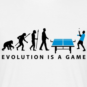 evolution_table_tennis_072012_c_2c T-Shirts - Men's T-Shirt