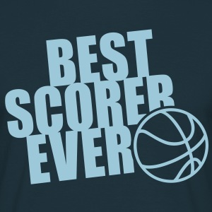 BEST BASKETBALL SCORER EVER T-Shirt HN - T-skjorte for menn