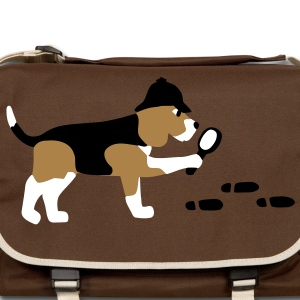 Search-and-rescue dog bolsas - Bolso de bandolera