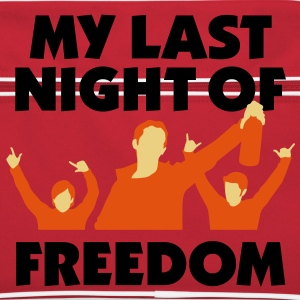 My Last Night Of Freedom 1 (3c)++ Vesker - Retro veske