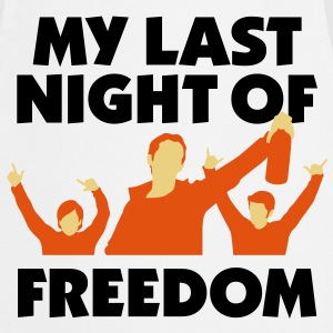 My Last Night Of Freedom 1 (3c)++ Forklær - Kokkeforkle