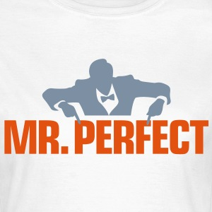 Mr Perfect 3 (2c)++ T-shirts - Dame-T-shirt